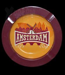Metall-Aschenbecher | Amsterdam