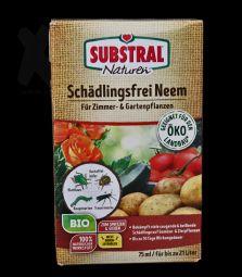 SUBSTRAL | Schädlingsfrei Neem | für Topf & Gartenpflanzen